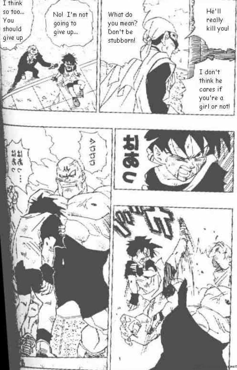 Dragon Ball, Chapter 443 image 003