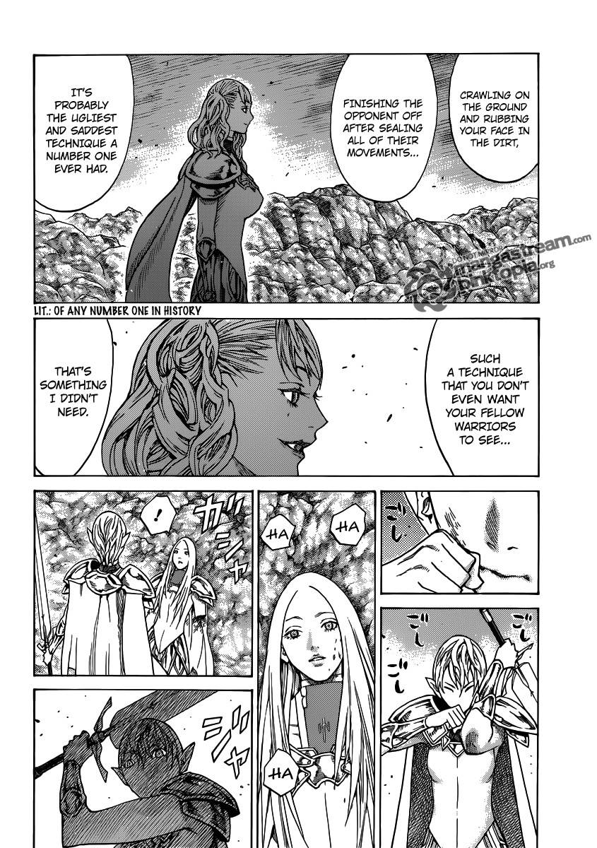 Claymore, Chapter 118 image 008