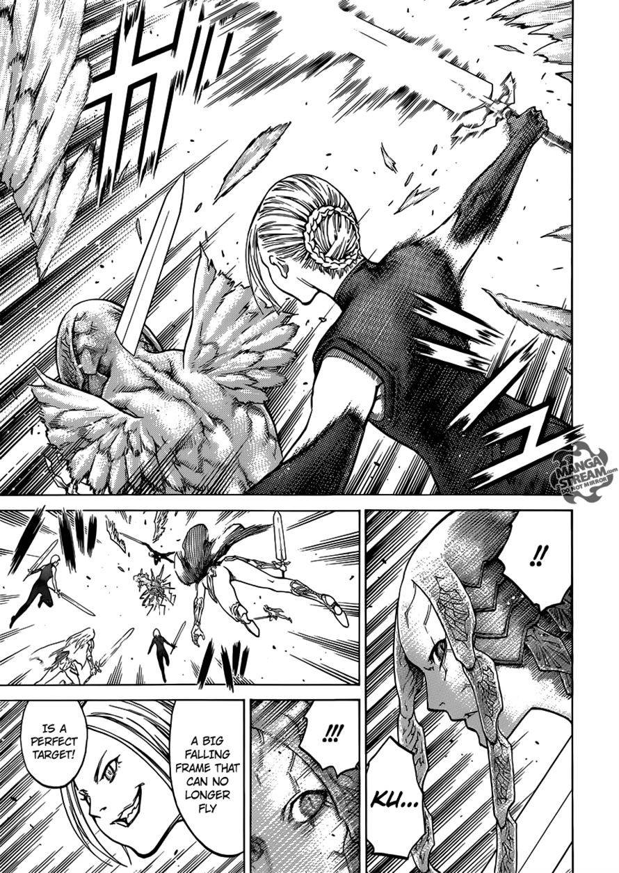 Claymore, Chapter 122 image 010