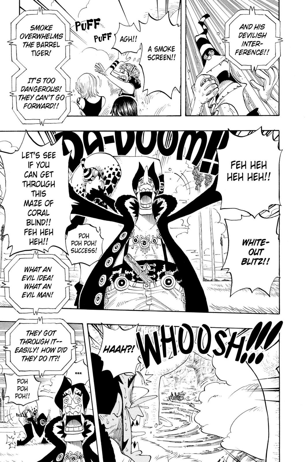 One Piece, Chapter 308 image 007