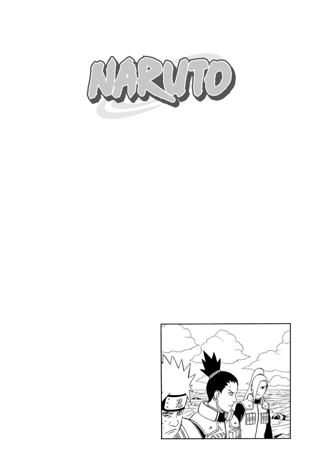 Naruto, Chapter 531 image 003