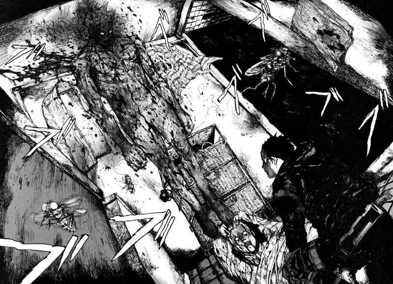 Dorohedoro, Chapter 50 image 032