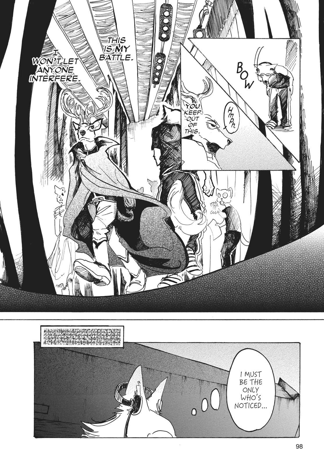 Beastars Manga, Chapter 12 image 009