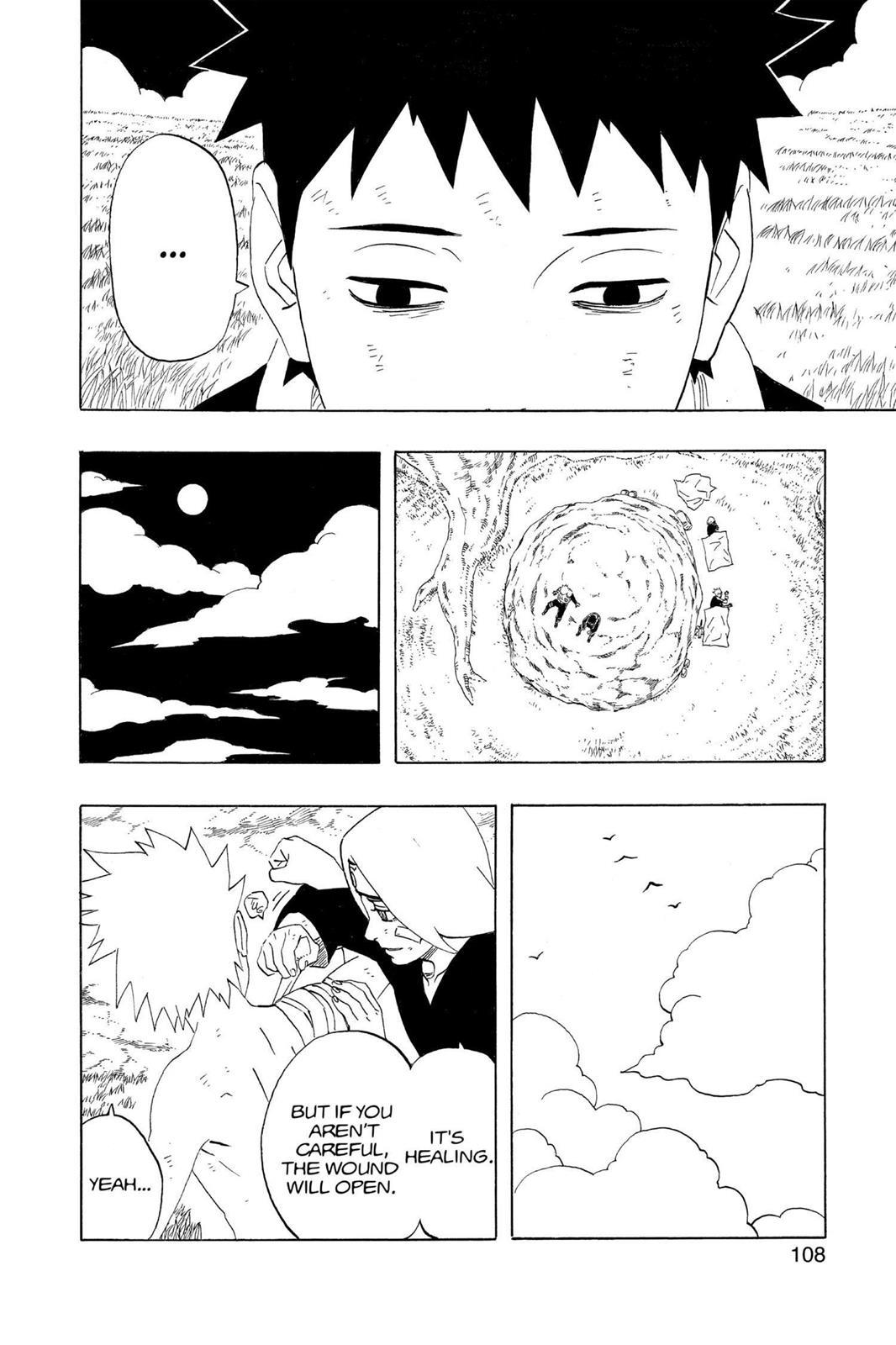 Naruto, Chapter 241 image 002