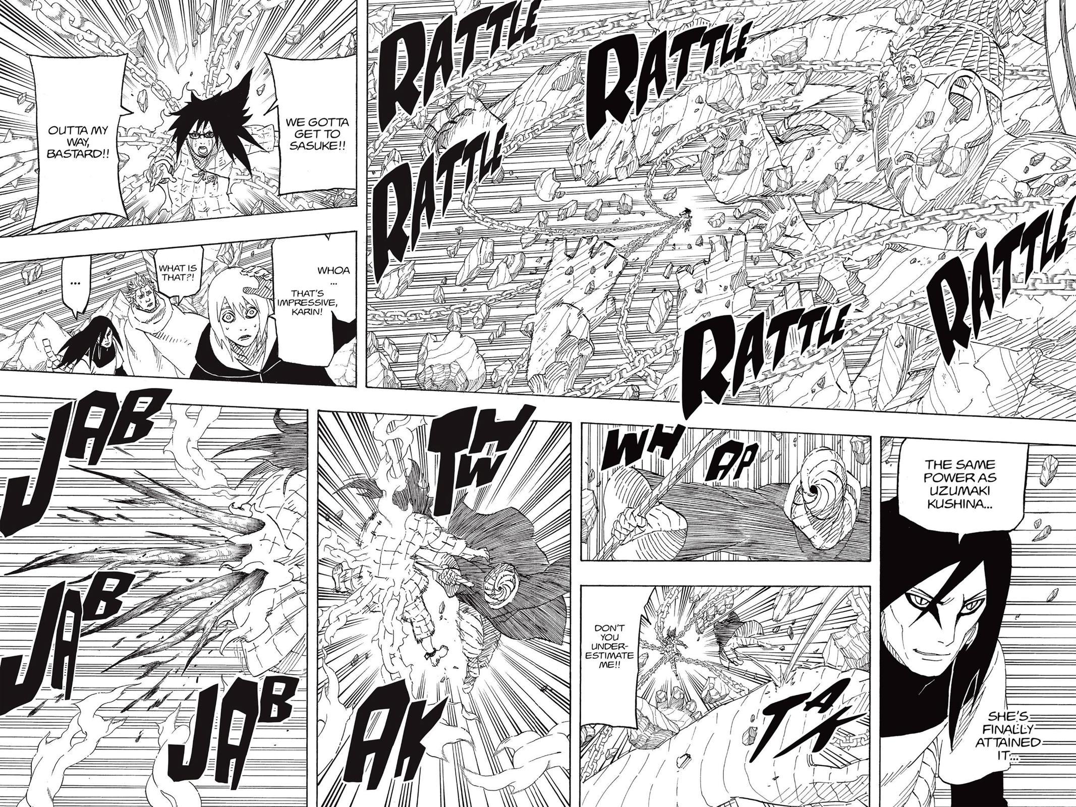 Naruto, Chapter 663 image 008