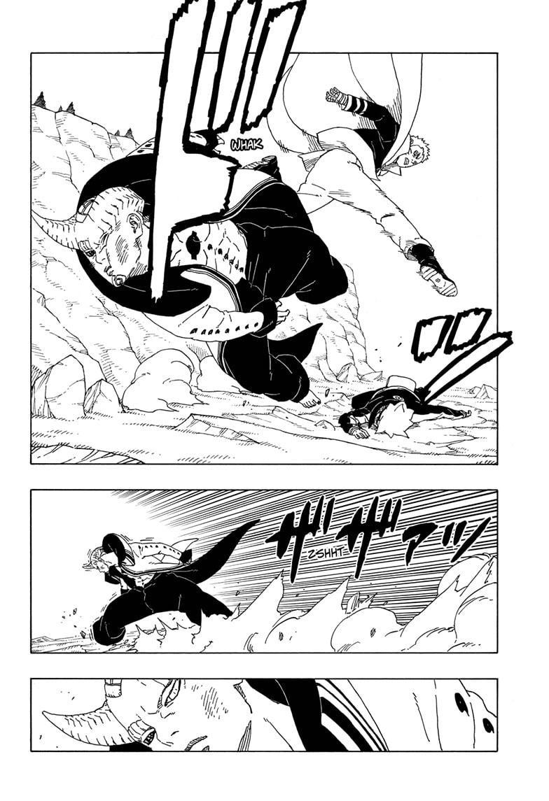 Boruto Manga, Chapter 51 image 036