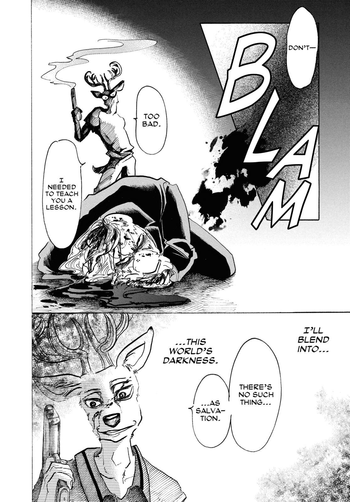 Beastars Manga, Chapter 42 image 011