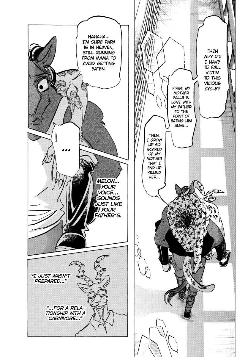 Beastars Manga, Chapter 192 image 008