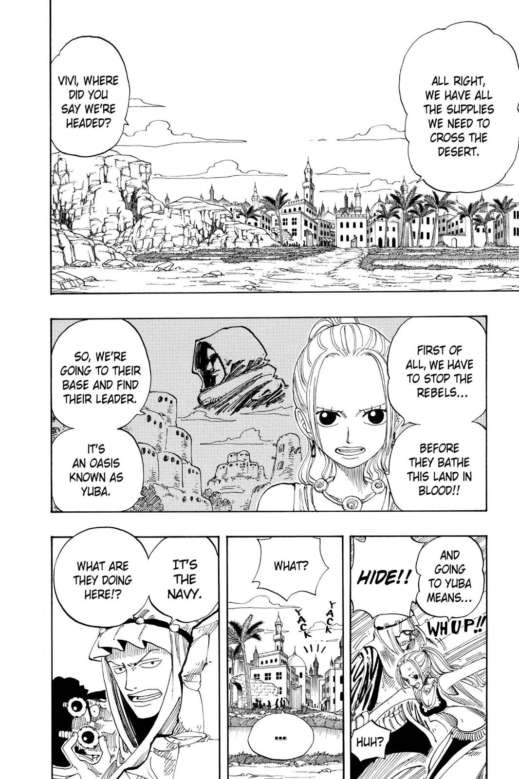 One Piece, Chapter 158 image 016