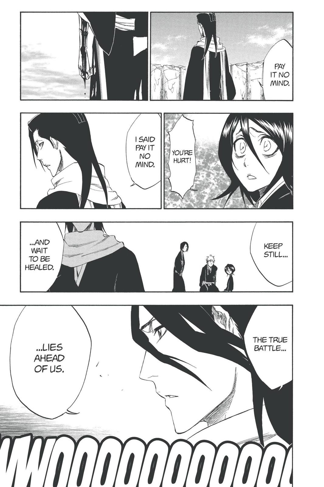 Bleach, Chapter 304 image 005