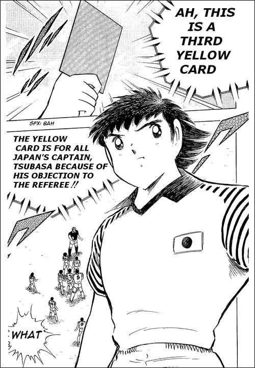 Captain Tsubasa, Chapter 99 image 028