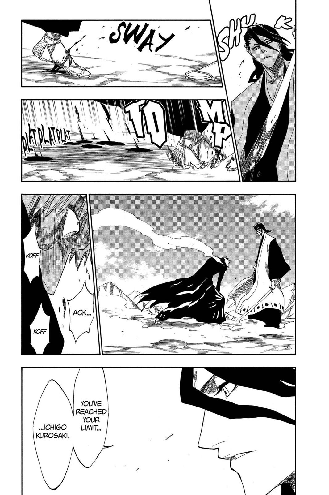 Bleach, Chapter 165 image 013