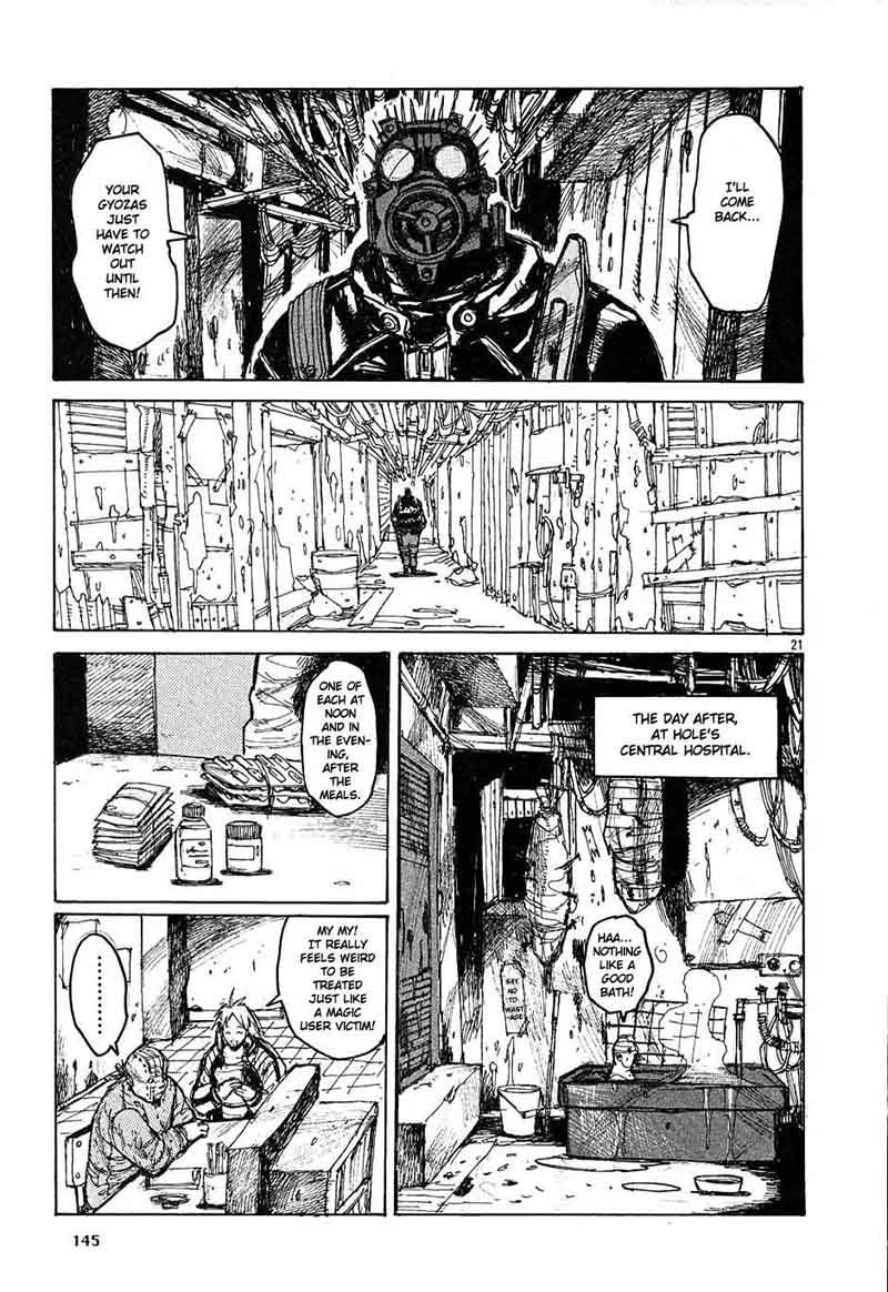 Dorohedoro, Chapter 23 image 045