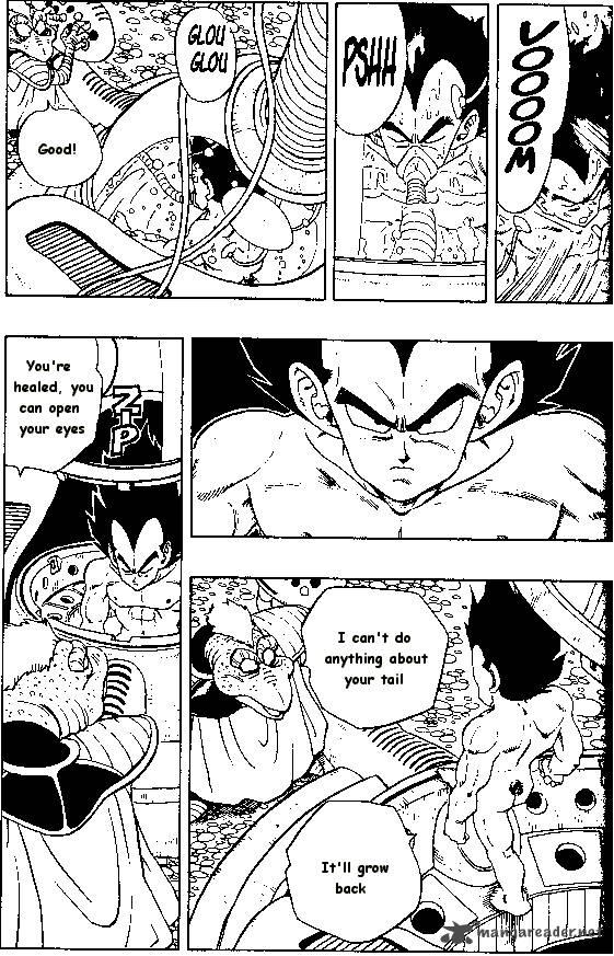 Dragon Ball, Chapter 246 image 009