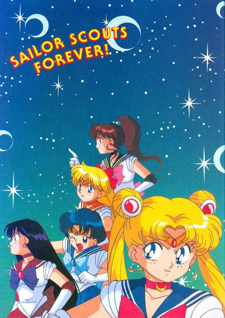 Sailor Moon, Cahpter 2 image 017
