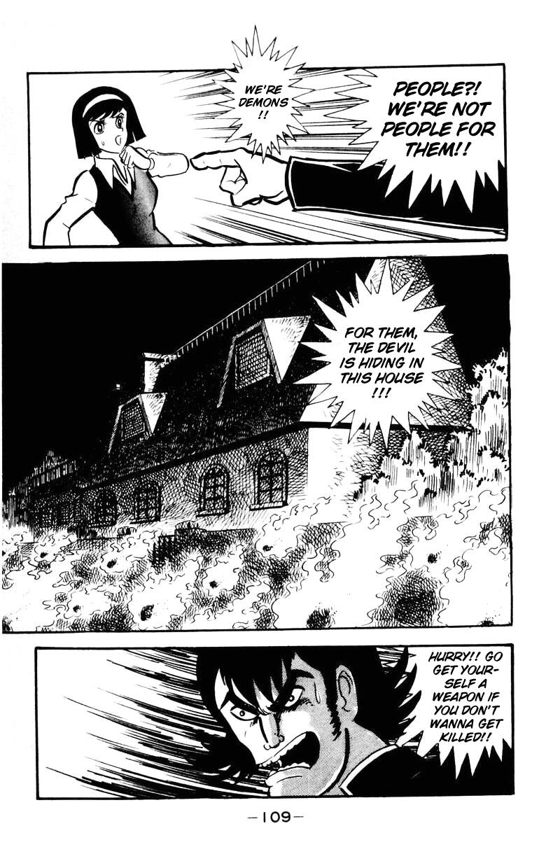 Devilman, Chapter 5 image 101