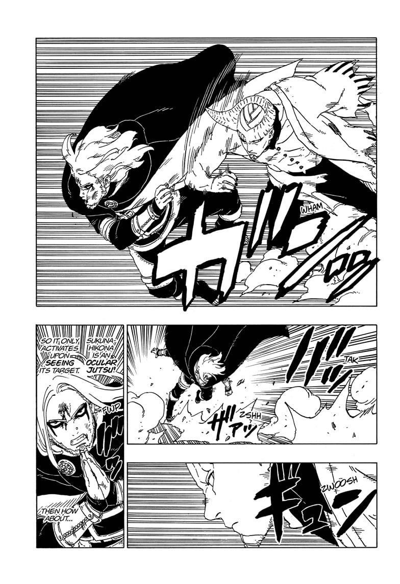 Boruto Manga, Chapter 48 image 023