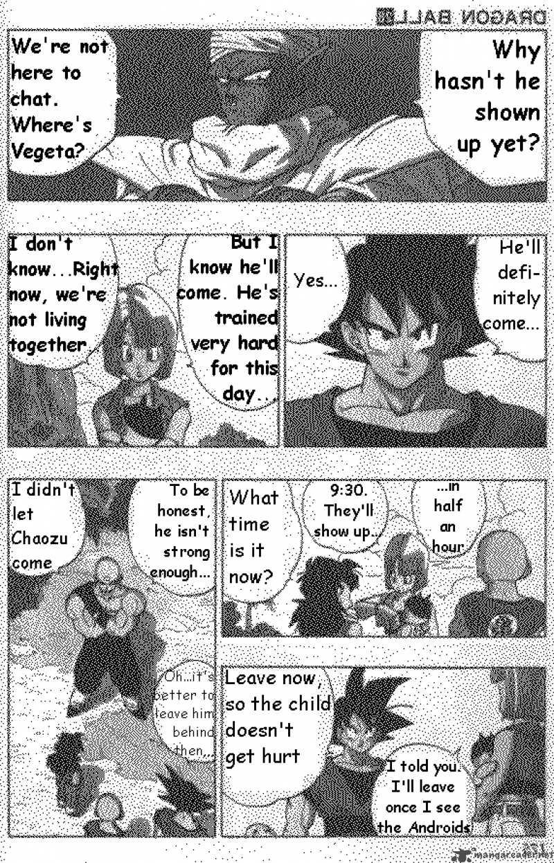 Dragon Ball, Chapter 337 image 008