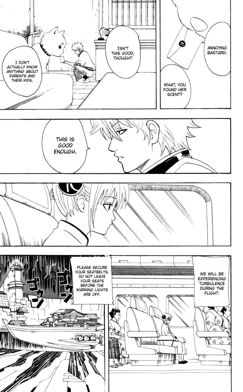 Gintama Chapter, 59 image 019