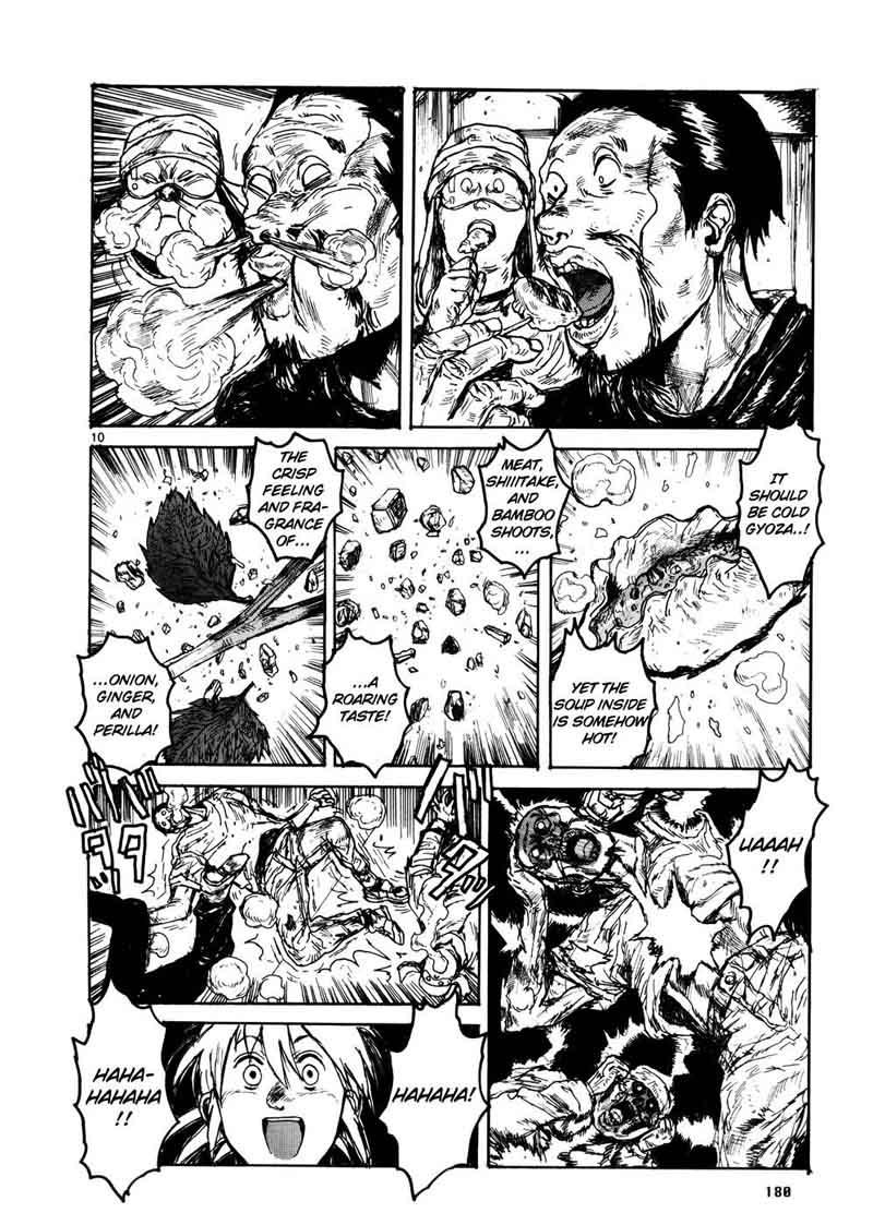 Dorohedoro, Chapter 109 image 009