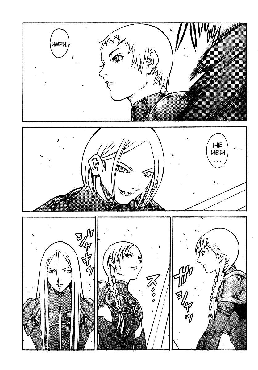 Claymore, Chapter 78 image 011