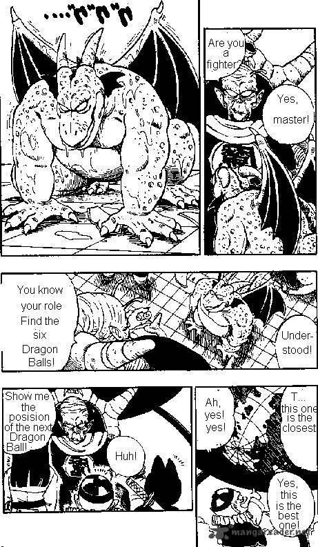 Dragon Ball, Chapter 137 image 008