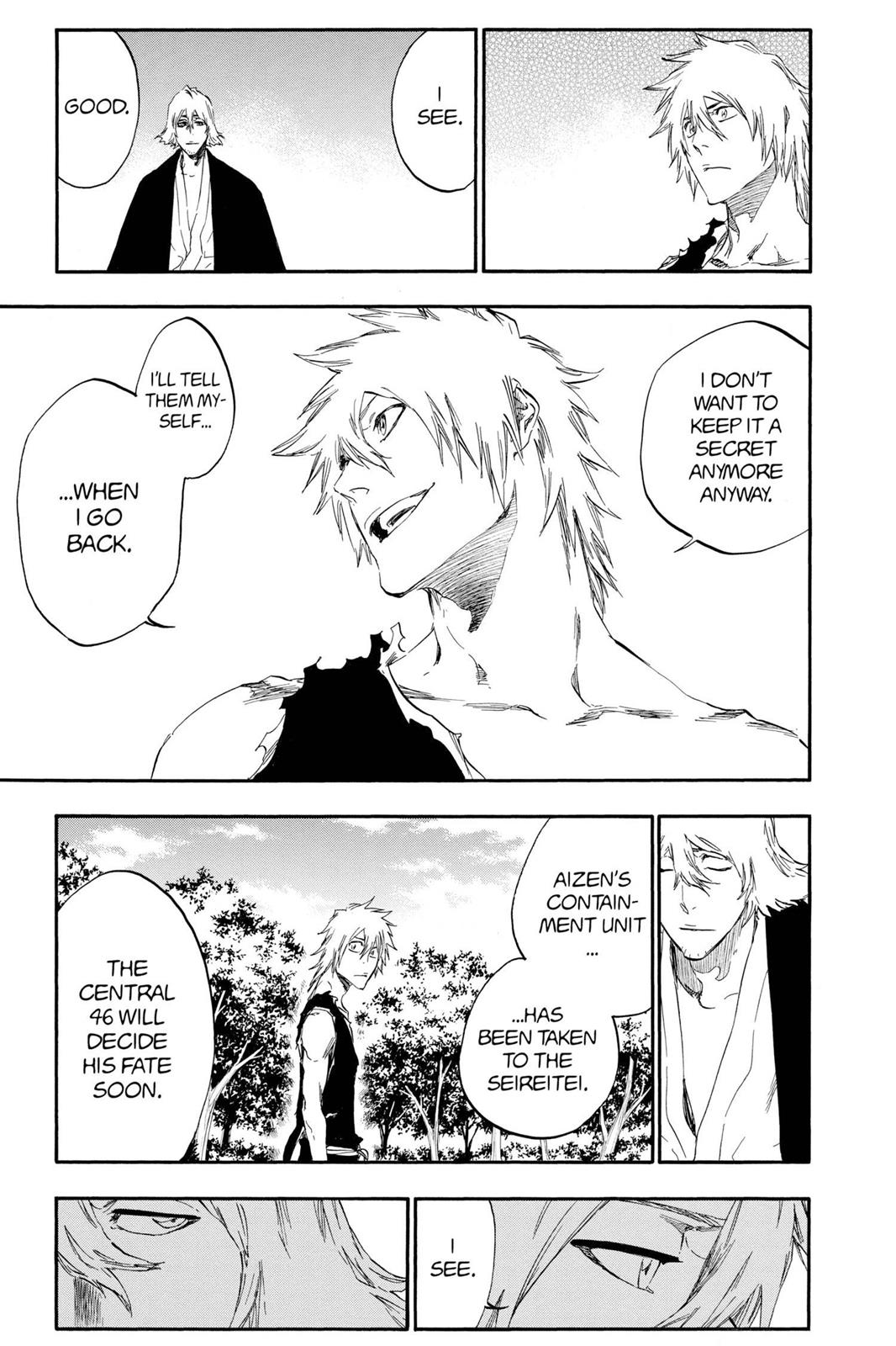 Bleach, Chapter 422 image 011
