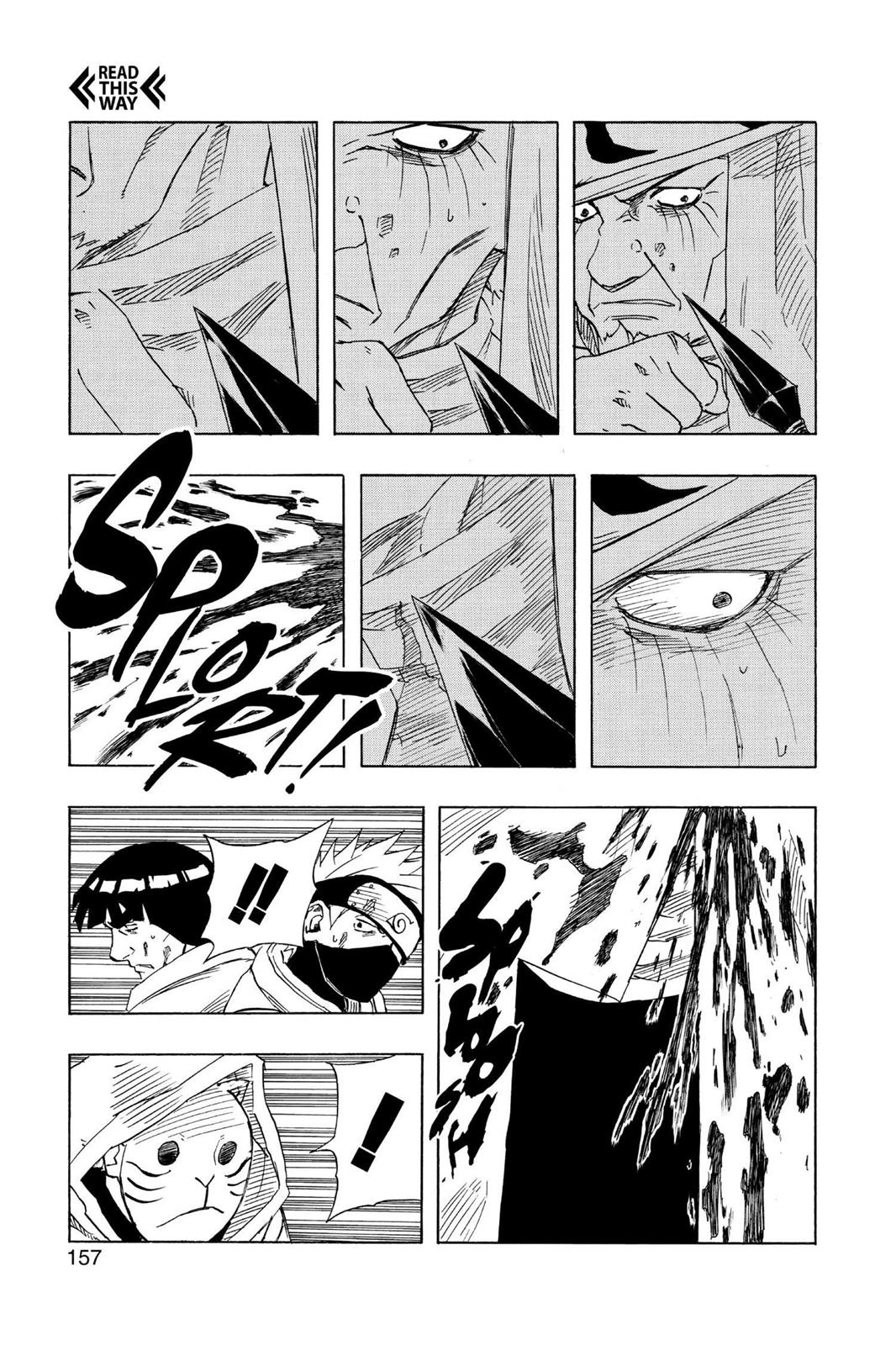 Naruto, Chapter 116 image 013