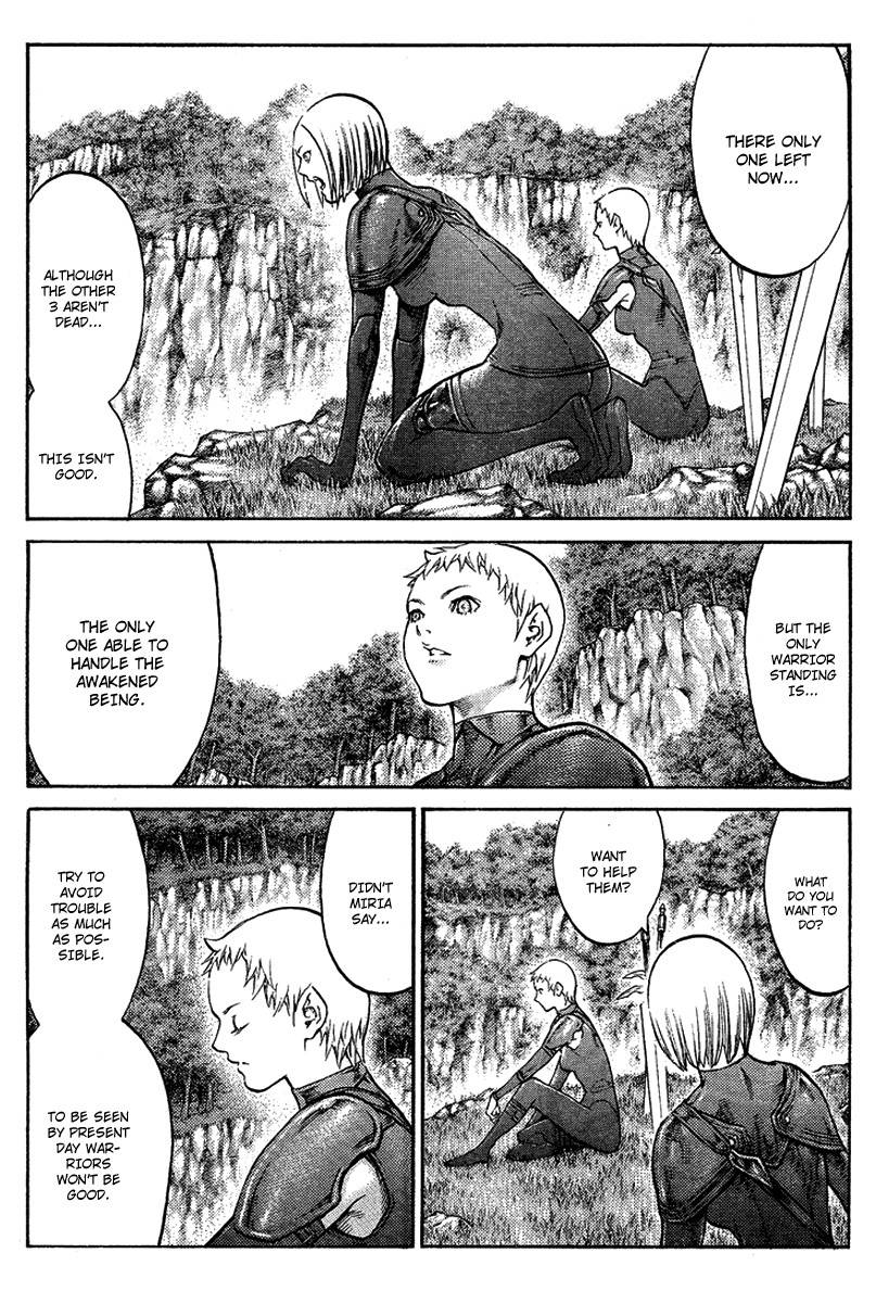 Claymore, Chapter 85 image 011
