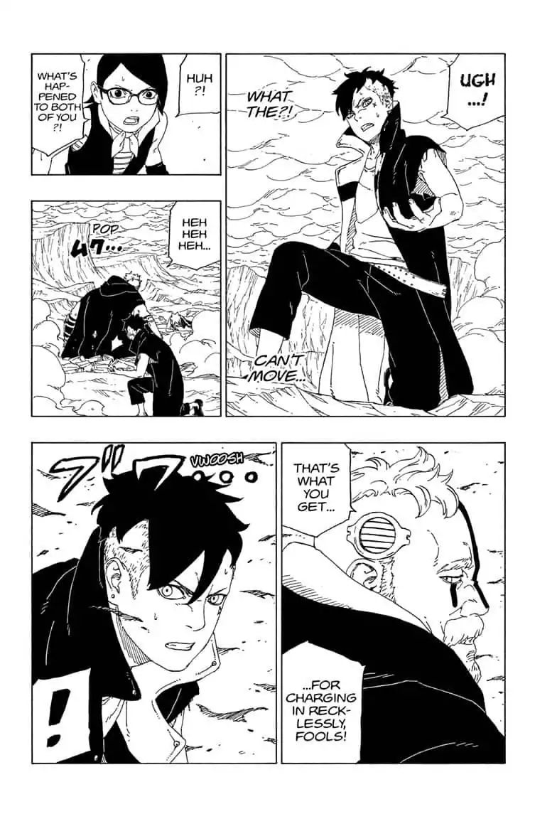 Boruto Manga, Chapter 40 image 026