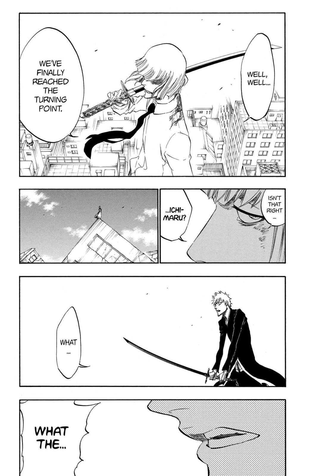 Bleach, Chapter 392 image 007