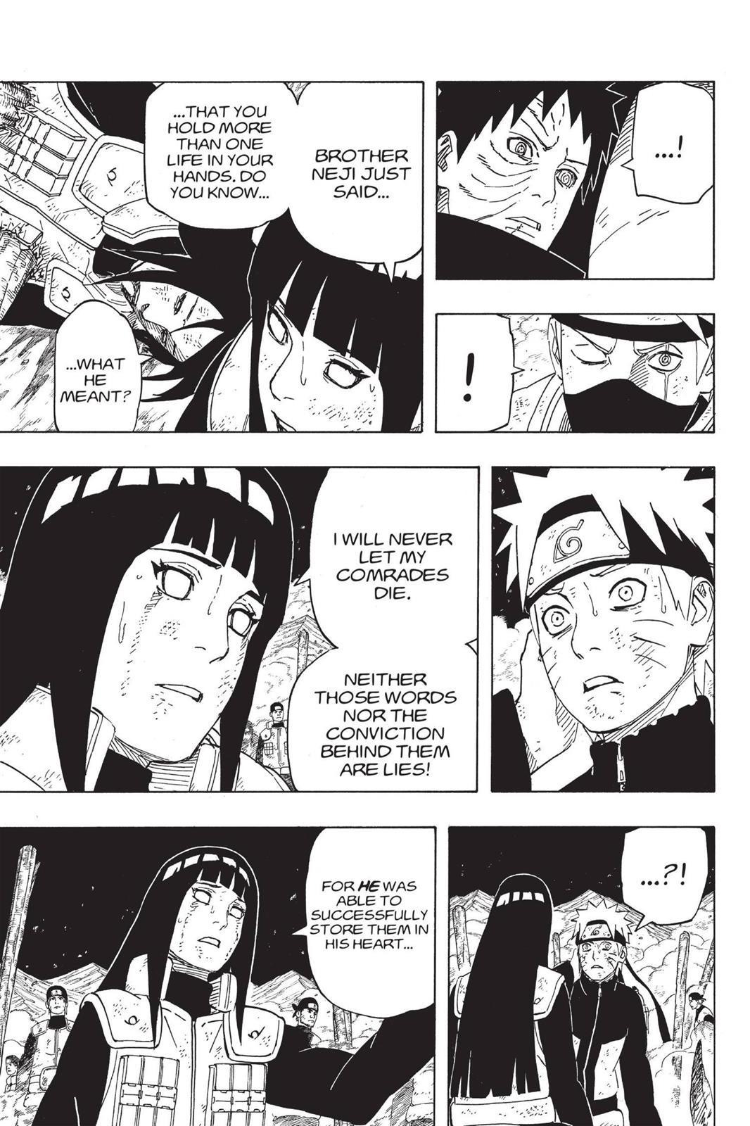Naruto, Chapter 615 image 006