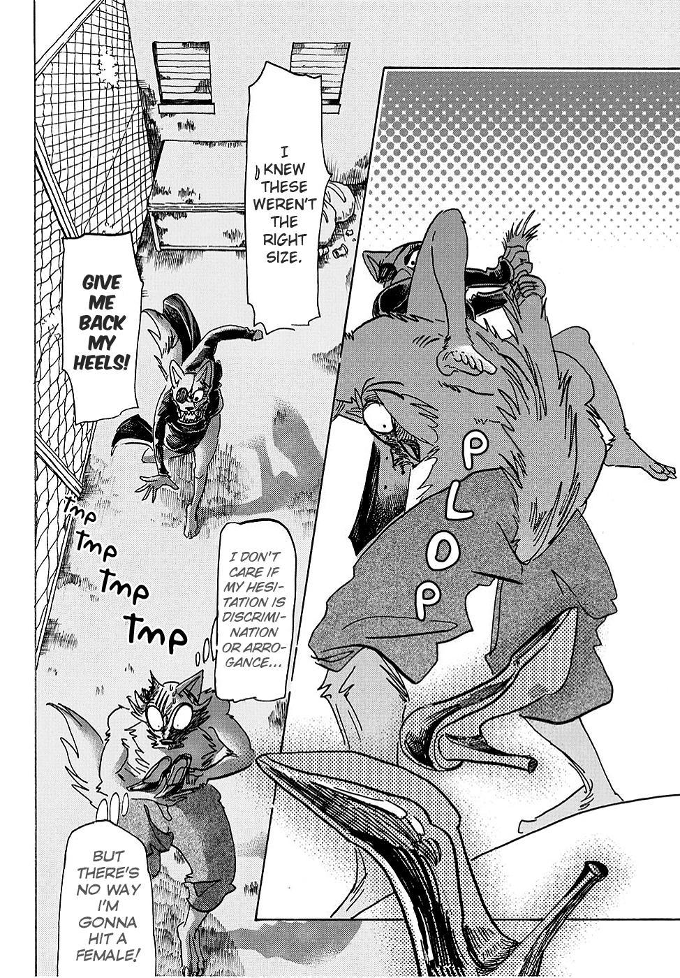 Beastars Manga, Chapter 179 image 014