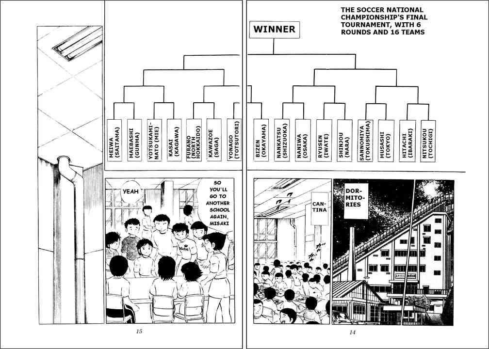 Captain Tsubasa, Chapter 26 image 009