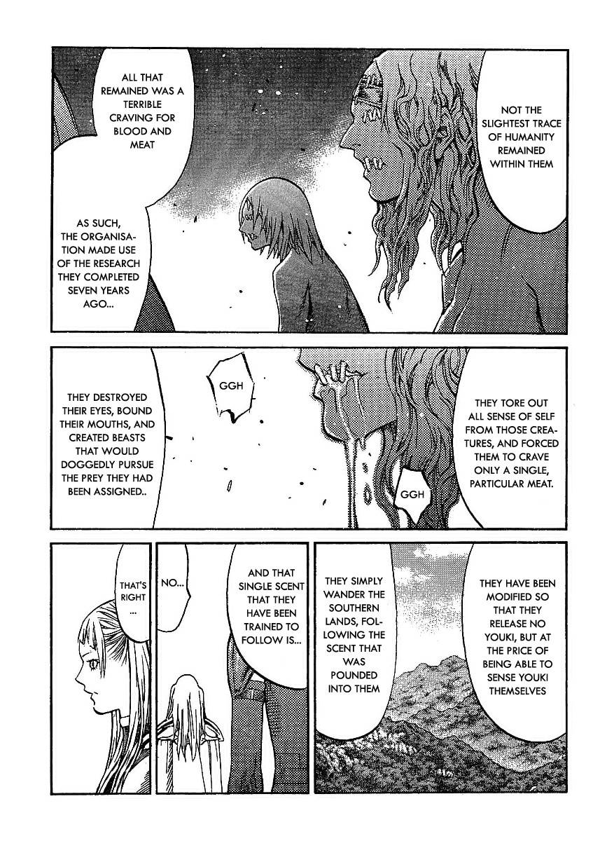 Claymore, Chapter 88 image 025