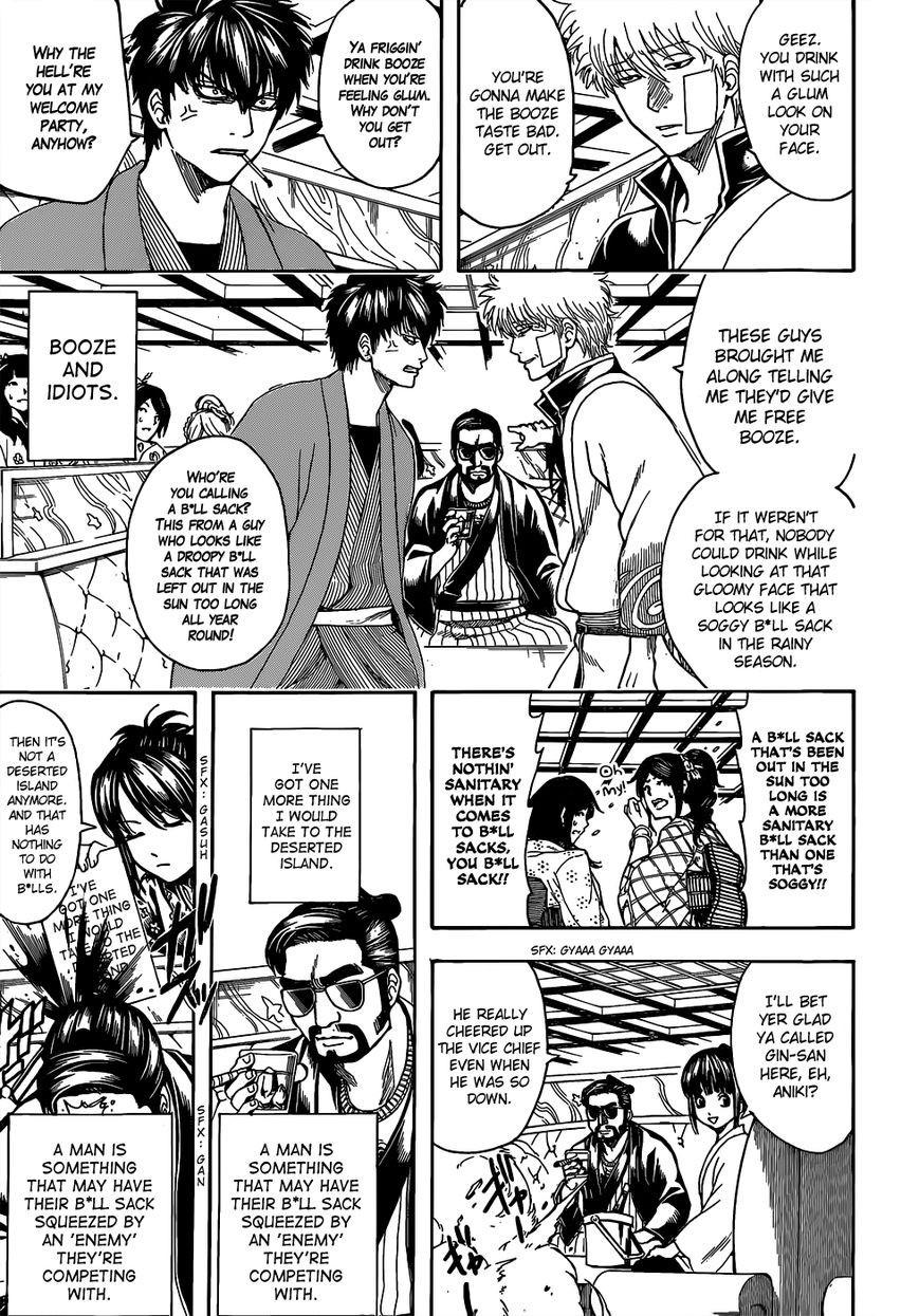 Gintama Chapter, 527 image 005