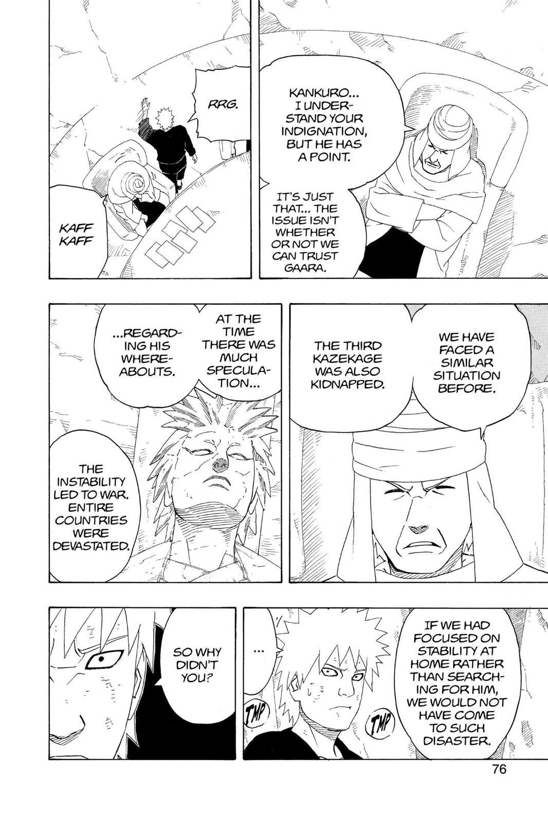 Naruto, Chapter 266 image 010