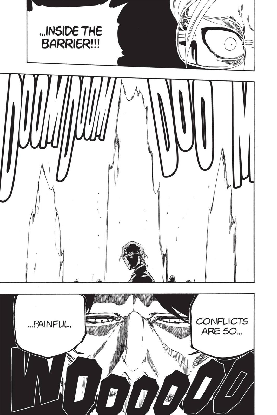Bleach, Chapter 493 image 017