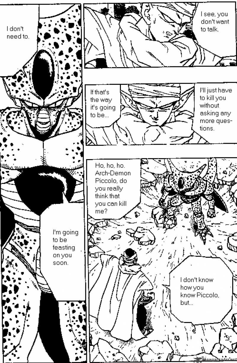 Dragon Ball, Chapter 361 image 012