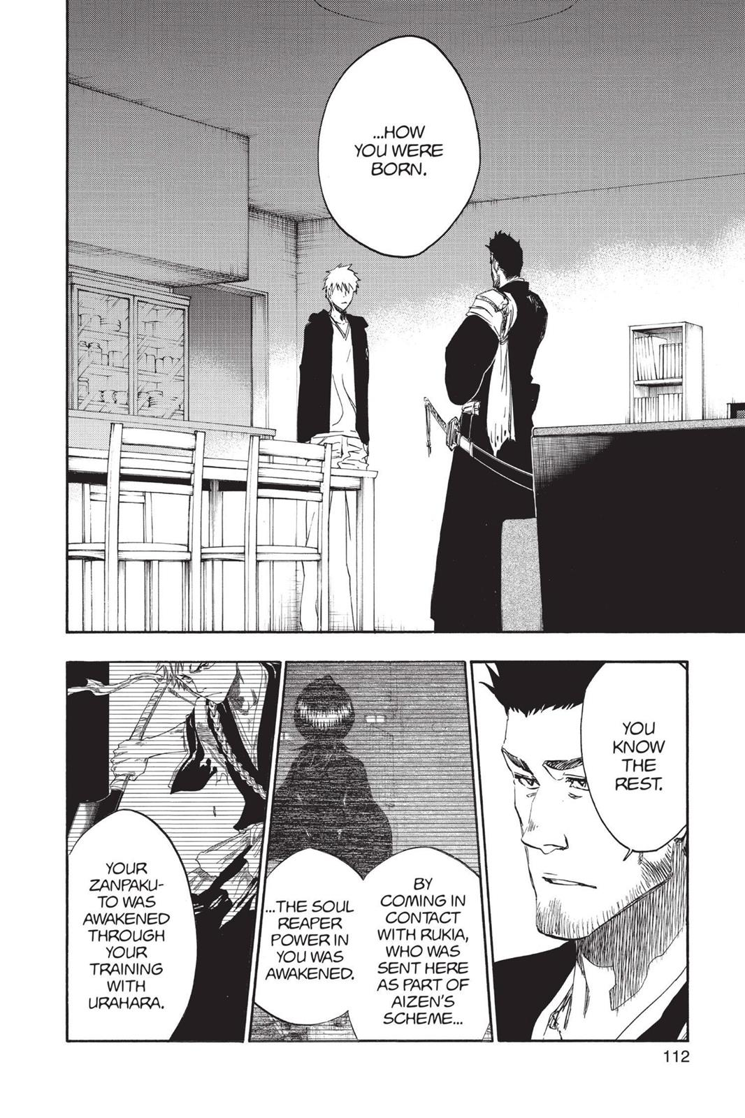 Bleach, Chapter 536 image 014