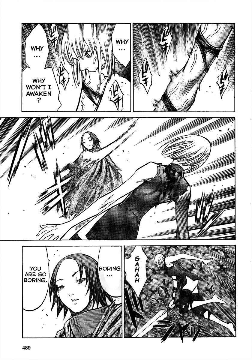 Claymore, Chapter 101 image 008