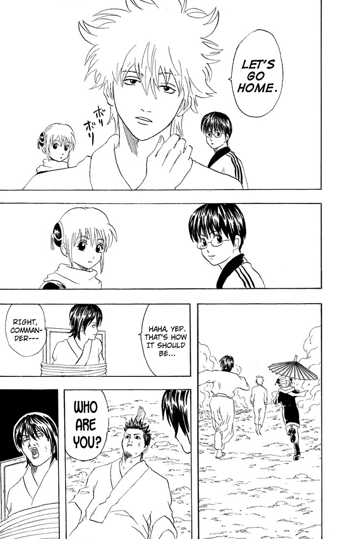 Gintama Chapter, 52 image 020