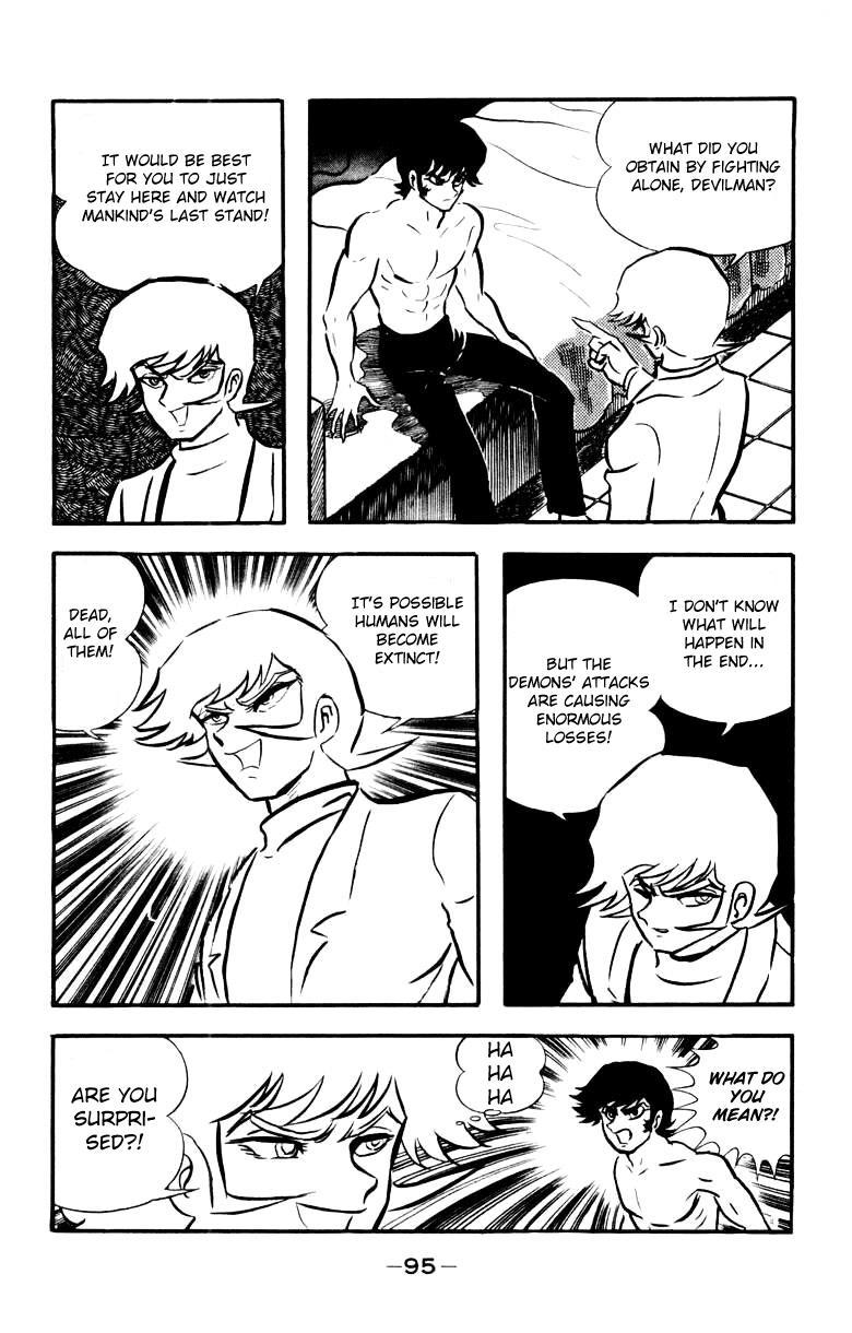 Devilman, Chapter 4 image 087