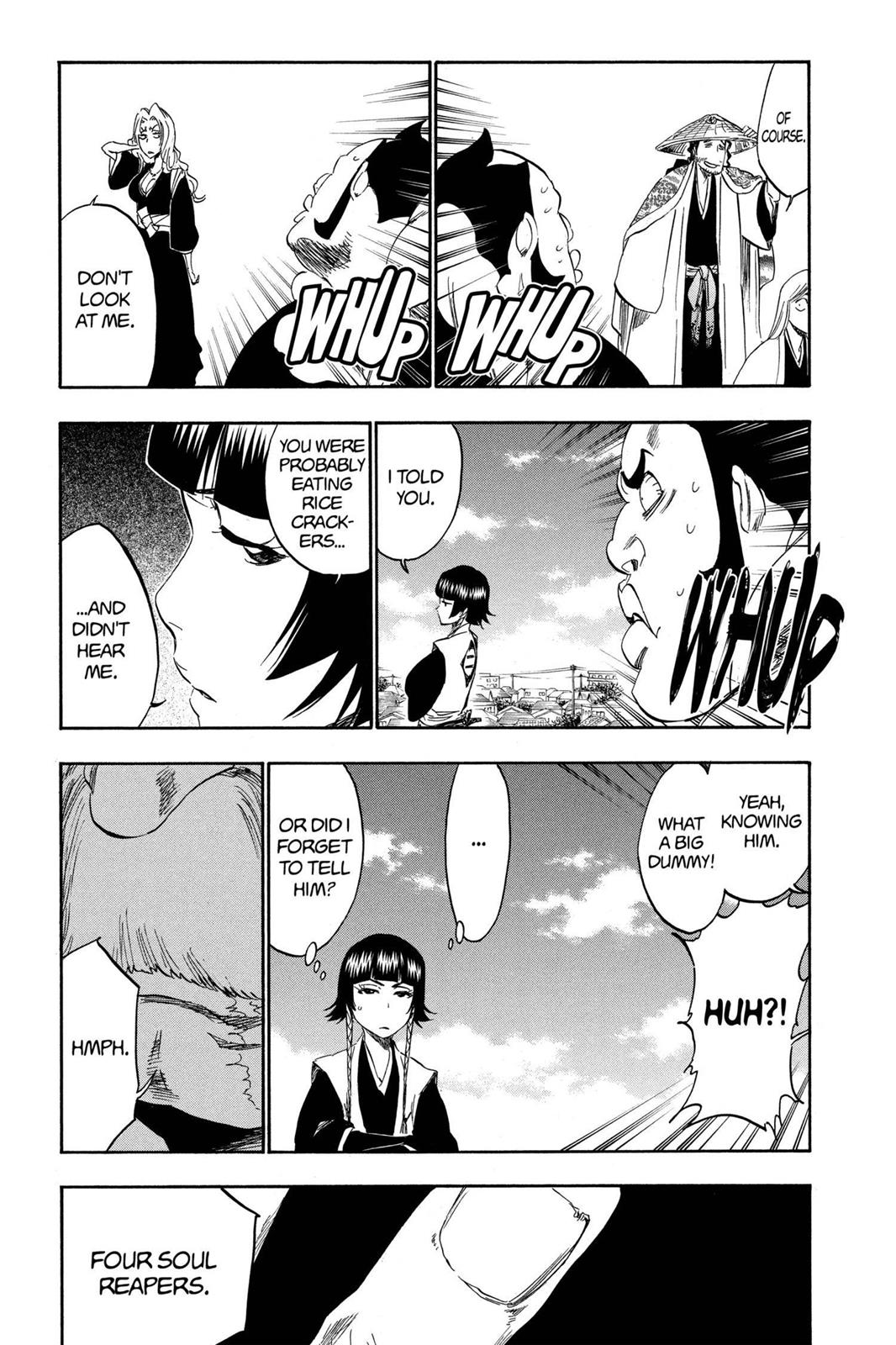 Bleach, Chapter 319 image 004