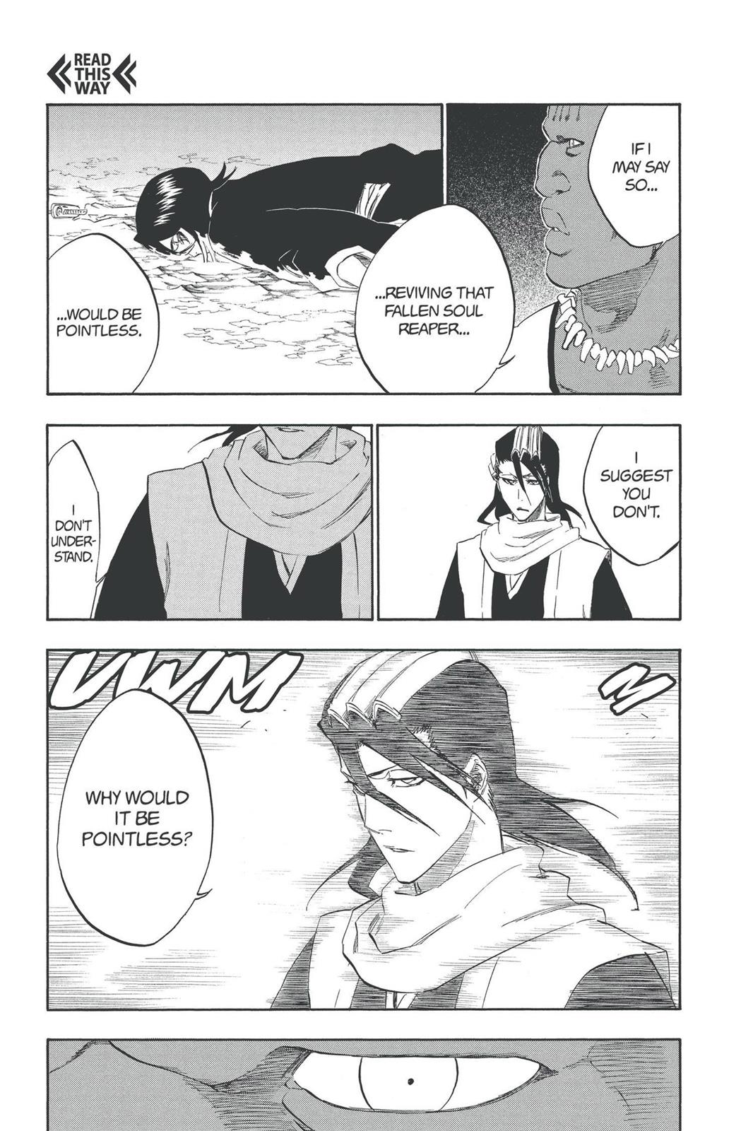 Bleach, Chapter 299 image 008