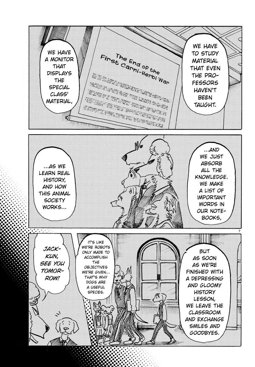 Beastars Manga, Chapter 153 image 006