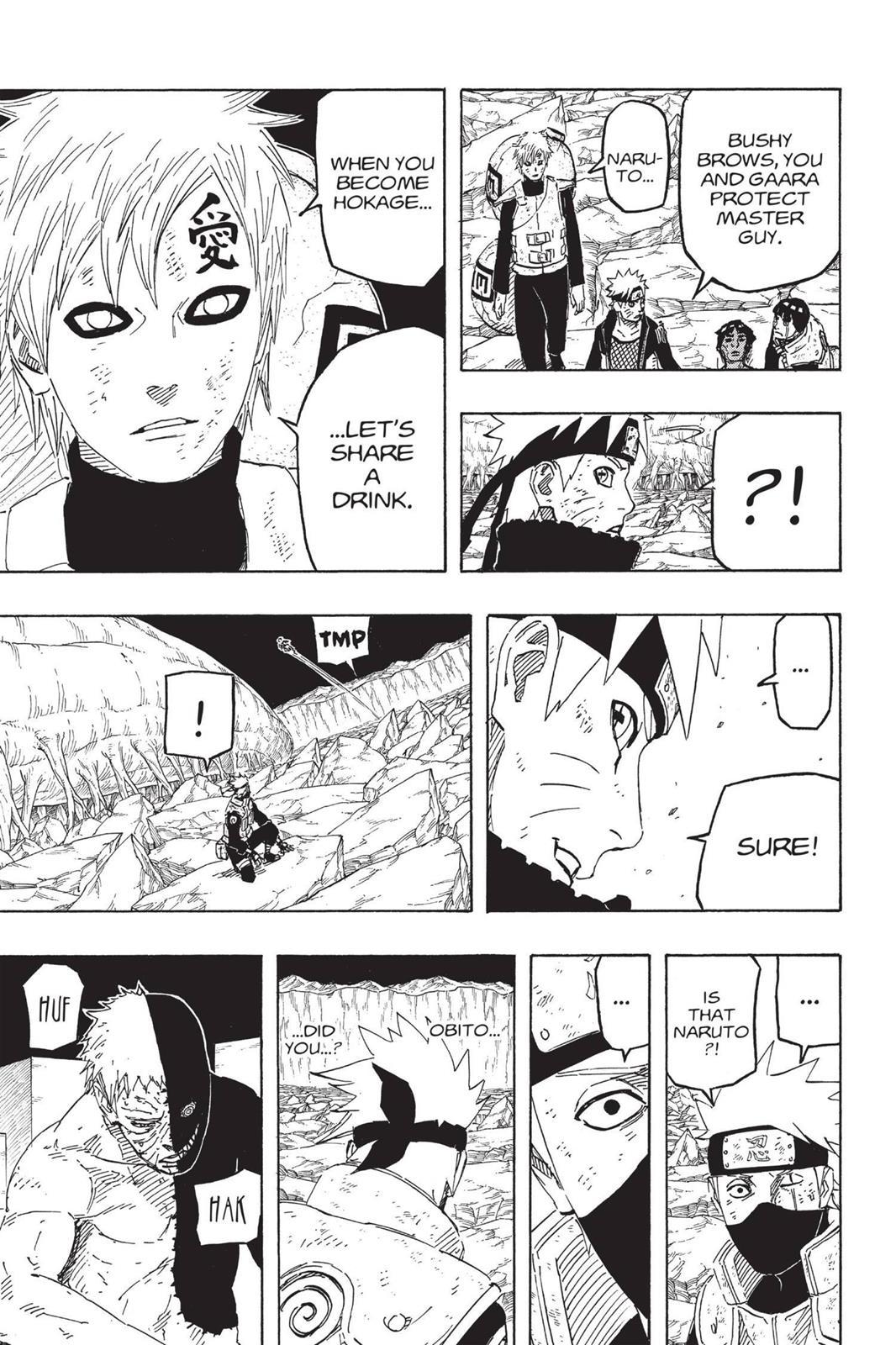 Naruto, Chapter 673 image 011