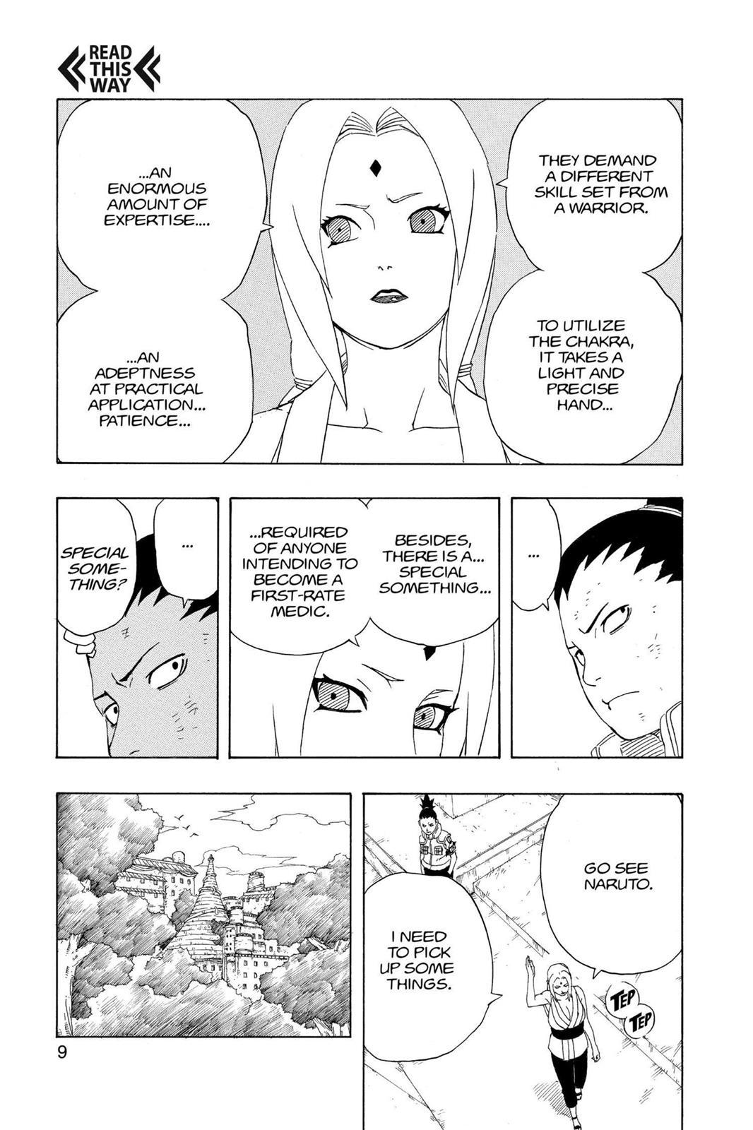 Naruto, Chapter 236 image 010