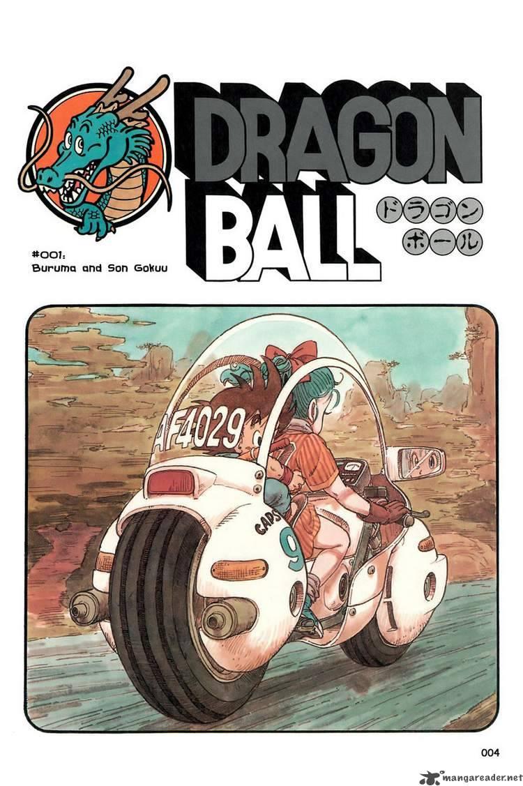 Dragon Ball, Chapter 1 image 006