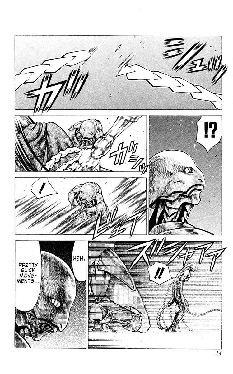 Claymore, Chapter 52 image 015